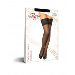 Catherine black - stockings
