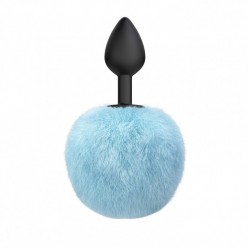 Anal Plug Emotions Fluffy Blue