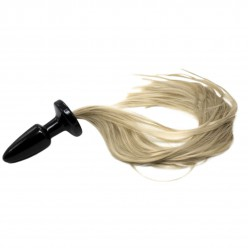 Plug- Anale Long Horse Tail...