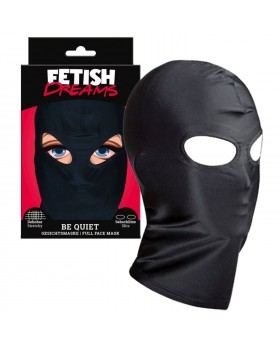 Fetish Dreams Mask Be Quiet...