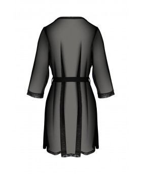 Diva Peignoir Black