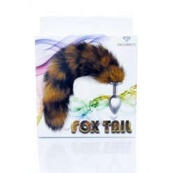 Fox TAIL- brown XL