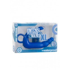 MEN'S PLEASURE WAND BLUE XL
