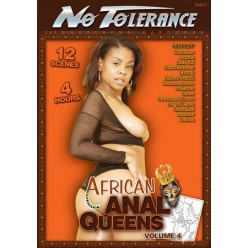 No Tolerance African Anal...