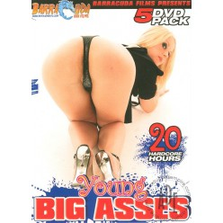 5 Pack - Young Girl Big Asses