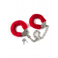 Ankle cuffs BONDAGE red