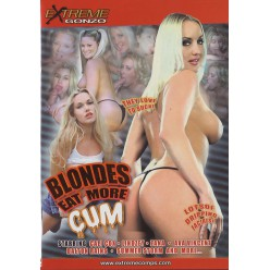 Blondes Eat More Cum