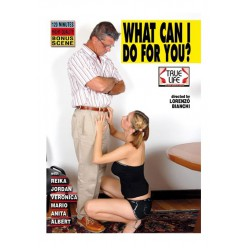 What can i do for you? - dvd