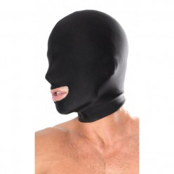 FF SPANDEX OPEN MOUTH HOOD...