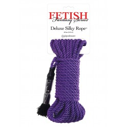 SILK ROPE PURPLE 10 m