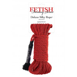 SILK ROPE RED 10 m