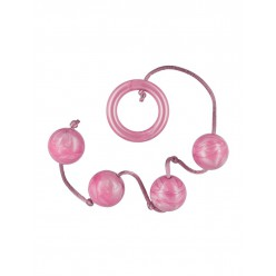 PLEASURE PEARLS 4 PINK