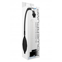 POWER PUMP BLACK-CLEAR