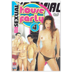 DVD-BISEXUAL HOUSE PARTY 4