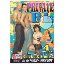 "DVD-PRIVATE BI""S"