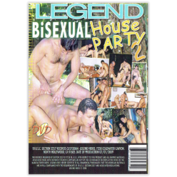 DVD-BISEXUAL HOUSE PARTY 2