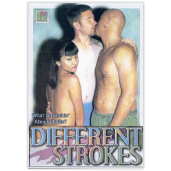 DVD-DIFFERENT STROKES