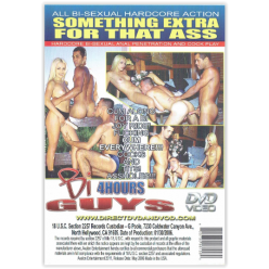 DVD-SOMETHING EXTRA FOR...