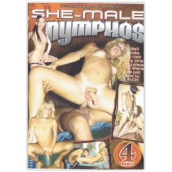 DVD-SHE-MALE NYMPHOS