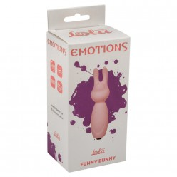 Emotions Funny Bunny Pink