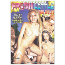 DVD-FRESH LITTLE SHE MALES