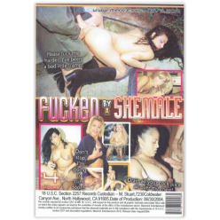DVD-FUCKED BY A SHEMALE