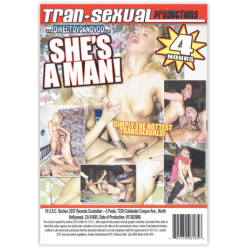 "DVD-SHE""S A MAN"