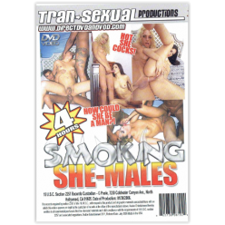 DVD-SMOKING SHE-MALES