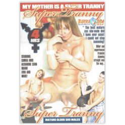 DVD-MY MOTHER IS A SUPER...