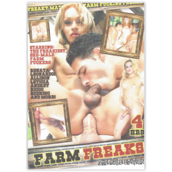 DVD-FARM FREAKS SHE MALE...