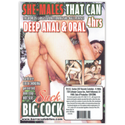 DVD-SHE-MALES THAT CAN SUCK...