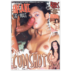 DVD-INSANE SHE-MALE CUMSHOTS