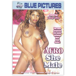 DVD-AFRO SHEMALE