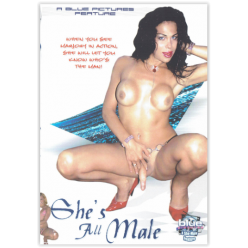 """DVD-SHE""""S ALL MALE"""