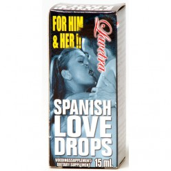 SPANISH LOVE DROPS LAVETRA...