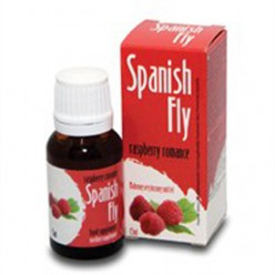 Żel-SPANISH DROPS RASPBERRY...