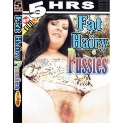 DVD-Fat Hairy Pussies
