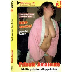 DVD-Private Amateure Muttis...