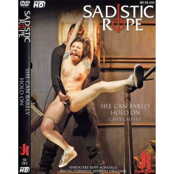 DVD-SADISTIC ROPE She can...