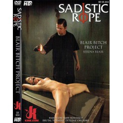 DVD-SADISTIC ROPE Blair...
