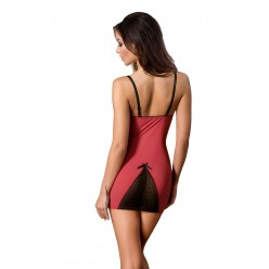 GILL CHEMISE red
