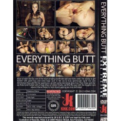 DVD-EVERYTHING BUTT Extreme...
