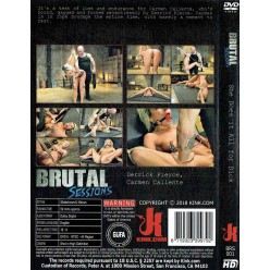 DVD-BRUTAL SESSIONS She...