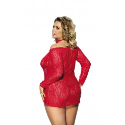 Alecto red chemise (...