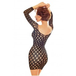 CIAO black bodystocking